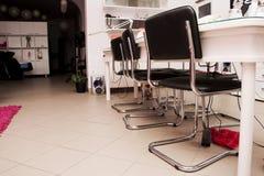 Beauty salon beautiful created Royalty Free Stock Images