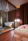 Beauty salon decoration Royalty Free Stock Images