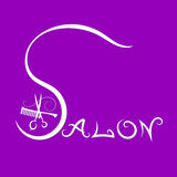 Beauty salon image Royalty Free Stock Photo