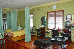 Beauty salon Royalty Free Stock Image