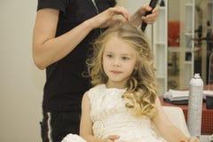 Beauty salon Royalty Free Stock Photos