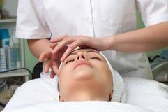 Beauty salon series Stock Images