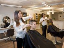 Beauty salon situation Stock Photography