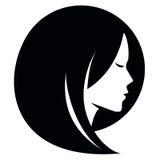 Beauty salon vector logo design template. Spa or Stock Photography