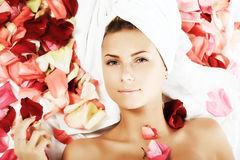 Beauty saloon Stock Photography