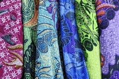 Beauty sarong material Royalty Free Stock Photo