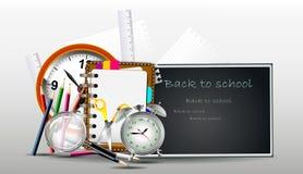 Beauty School supplies for you design Stock Photos