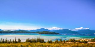 Beauty of seascape stock photography