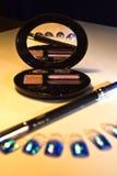 Beauty set Stock Photos