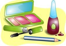 Beauty set illustration vector illustration
