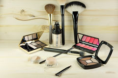 Beauty set Royalty Free Stock Images