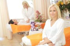 Beauty Shop Stock Photo