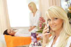 Beauty-Shop royalty free stock photography