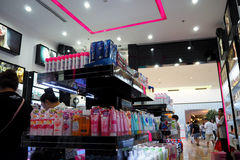 Beauty shop Royalty Free Stock Photo