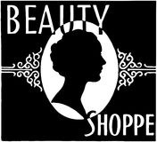 Beauty Shoppe Royalty Free Stock Photo