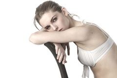Beauty, Shoulder, Joint, Chin Royalty Free Stock Photos