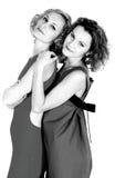 Beauty sisters Stock Photos