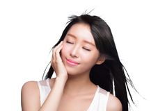 Beauty Skin care concept Stock Images