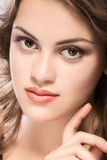 Beauty skin Royalty Free Stock Images
