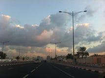 Beauty sky Stock Photography