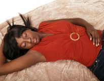 Beauty Sleep 2 Stock Photography