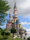 Beauty sleeping castle, Disneyland Paris (France) Royalty Free Stock Photo