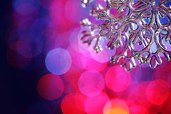 Beauty snowflake Royalty Free Stock Photography