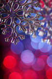 Beauty snowflake Royalty Free Stock Photos