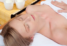 beauty spa γυναίκες στοκ εικόνες με δικαίωμα ελεύθερης χρήσης