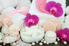 Beauty spa επεξεργασία Στοκ Φωτογραφίες