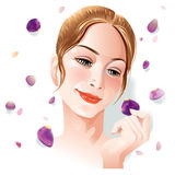 Beauty and spa Stock Photo