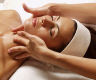 Beauty and spa. Royalty Free Stock Photos