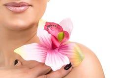 Beauty spa Stock Photography