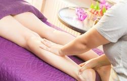 Beauty spa behandeling Royalty-vrije Stock Afbeelding