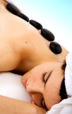 Beauty and Spa - Girl Royalty Free Stock Photo