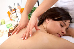 Beauty and Spa - Girl Stock Photos