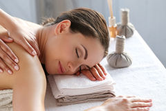 Beauty and spa Royalty Free Stock Images