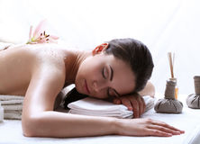 Beauty and spa Stock Image