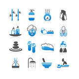 Beauty SPA icon Stock Image