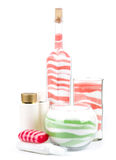 Beauty Spa Oils Stock Photo
