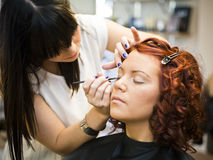 Beauty spa situation Stock Photography