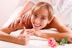 Beauty spa treatment Stock Photography