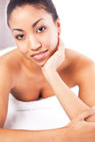 Beauty spa woman Royalty Free Stock Images