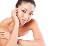 Beauty spa woman Stock Images