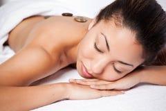 Beauty spa woman Stock Photo