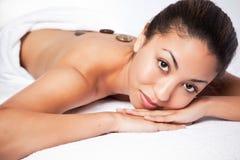 Beauty spa woman Royalty Free Stock Photo