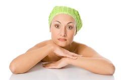 Beauty spa woman Stock Photography