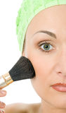 Beauty spa woman Stock Photos