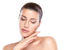 Beauty Spa Woman. Skin Care Concept Stock Photo