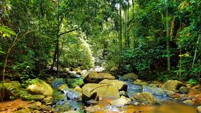 Beauty of sri lanaka maaduru oya. This is a picture of maaduru oya starting point. this is one of great and popular place in sri lanka stock photos